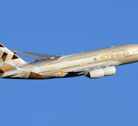 Etihad Airways is offering Australians cheap fares in its Global sale